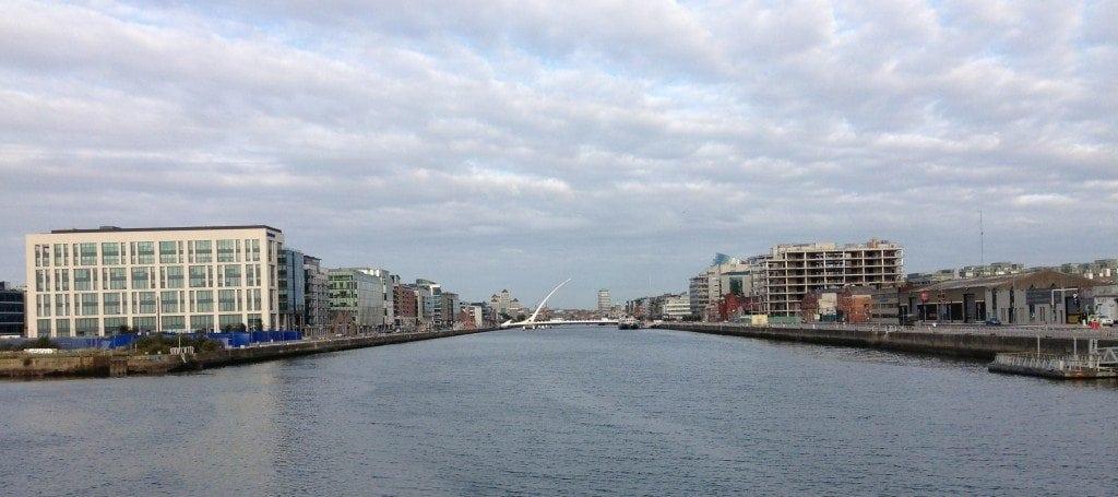 dublin city landscape
