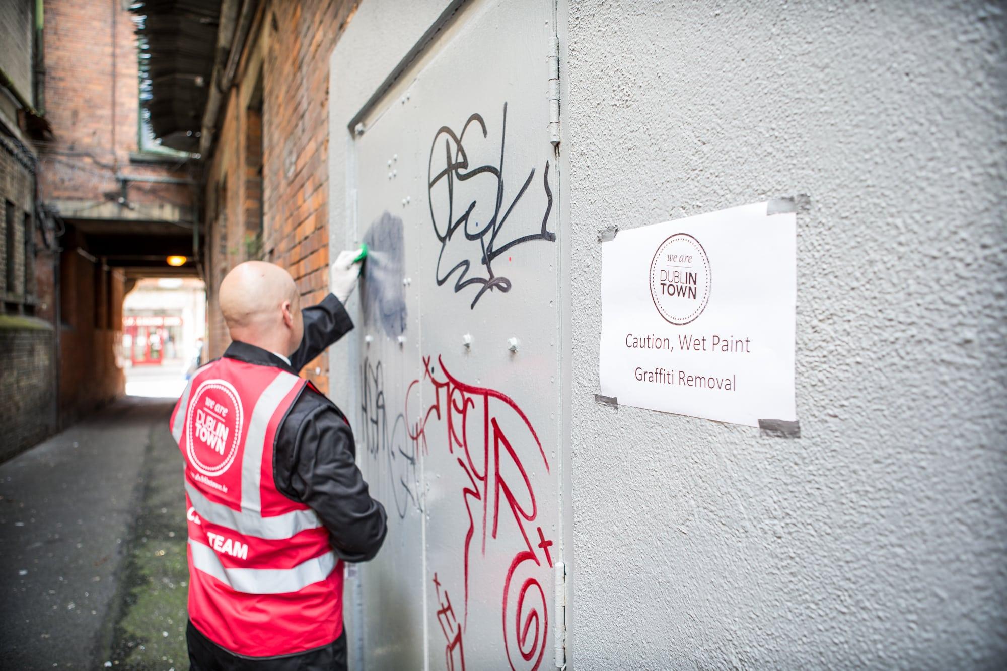 Graffiti Removal Dublin