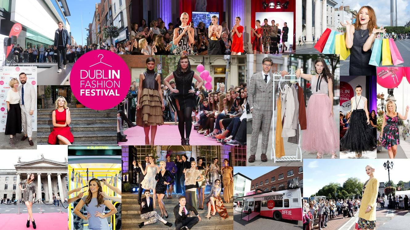 2019 year looks- Fashion dublin week